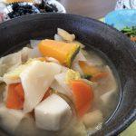 来福を願うハレの日の郷土料理「みみ」
