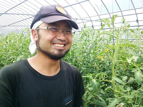 若さあふれる斎藤さん!~かづのトマト生産部会