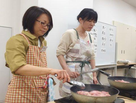 まつのキッチン_八百屋の台所