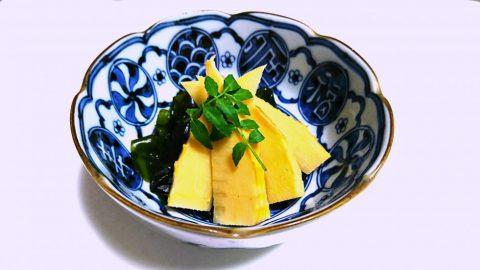 旬の味を楽しもう!タケノコ料理