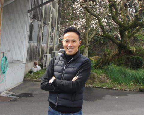 ㈱加藤えのき 加藤社長