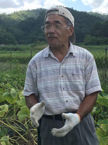 京都野菜耕房 藤田正様