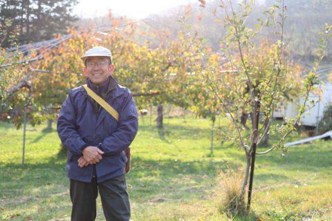 りんご農家 木戸さん