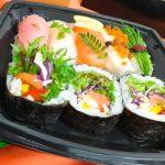 カラフル野菜の新感覚寿司 魚力×まつの『寿司LAND』
