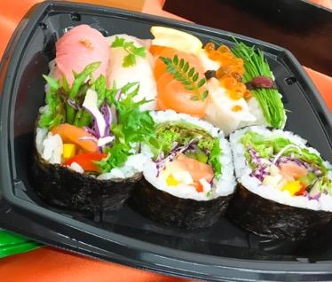 鮮魚×野菜のコラボ。新業態「寿司LAND」10月1日オープン