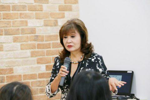 まつの女性従業員向け講演会