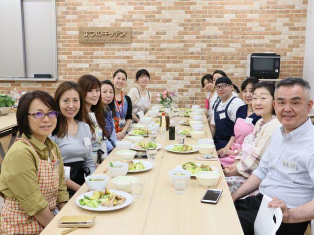 【大人の食育イベント】「八百屋の台所」が開催されました