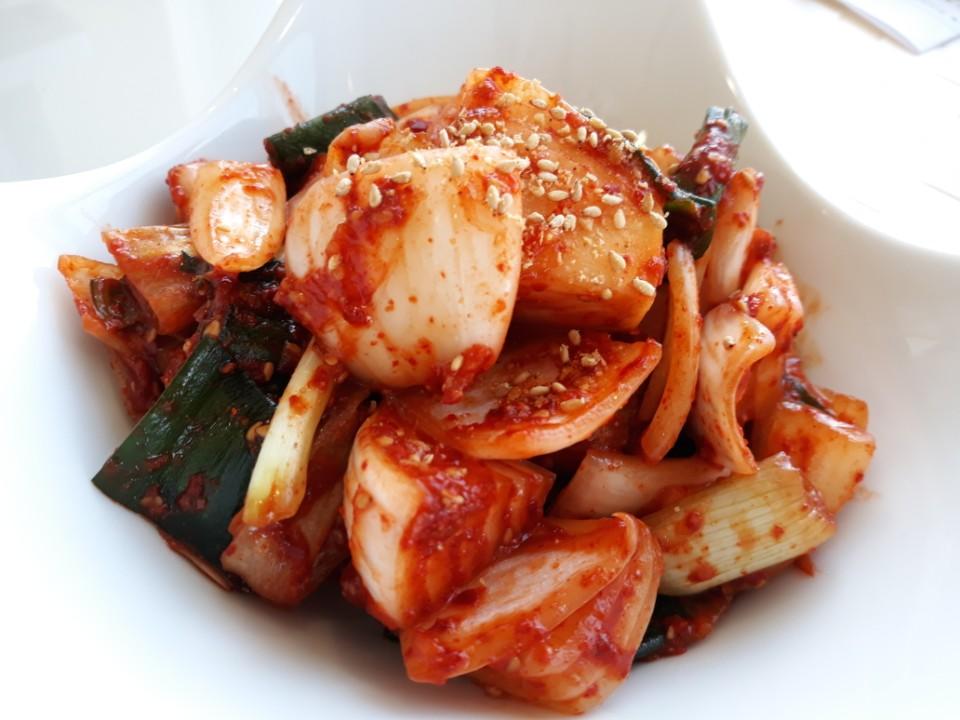 旬の国産野菜で楽しむ本格韓国レシピ