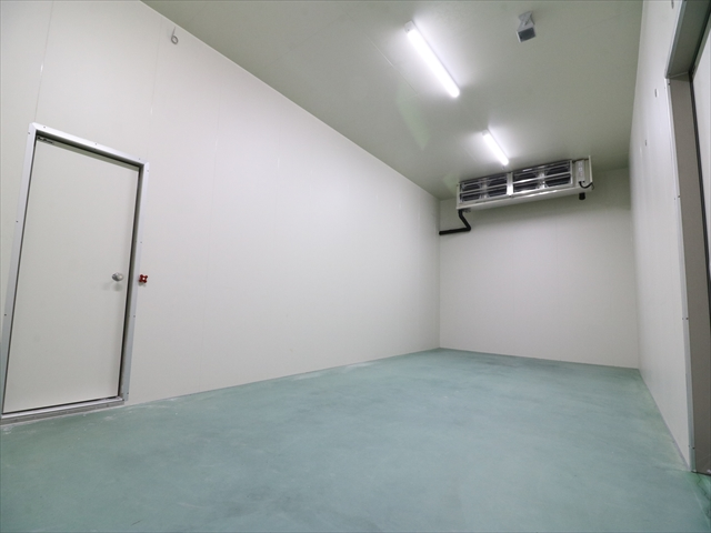 冷凍保管庫(-25℃)