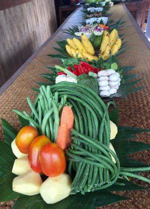 インドネシアの野菜