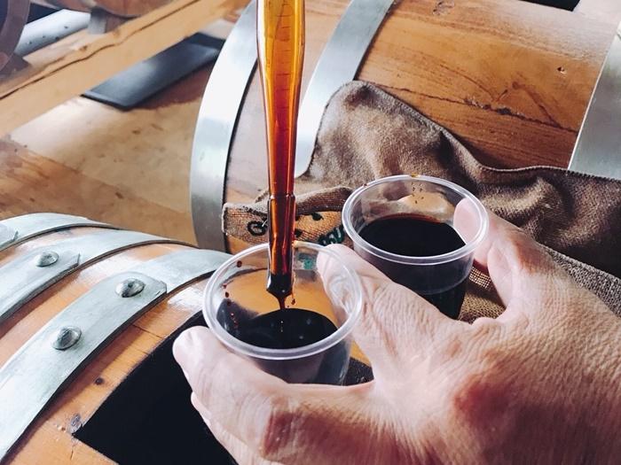 11年以上の歳月が醸す漆黒の「BALSAMIC VINEGAR」