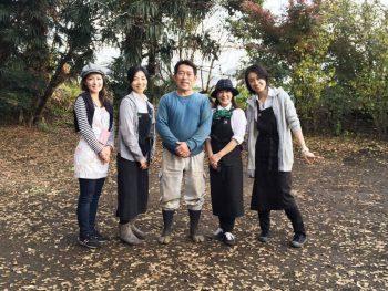 篠宮さんとベジフルデザイン食育チーム