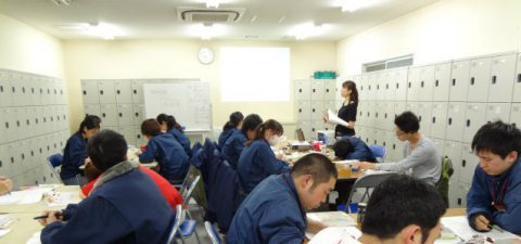 日本野菜ソムリエ協会認定 ジュニア野菜ソムリエ養成講座 社内開講