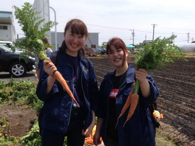 「野菜くらぶ収穫祭」提携産地レポートを更新しました