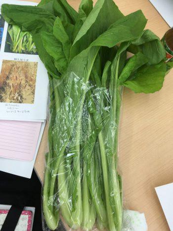 江戸東京野菜 青茎三河島菜