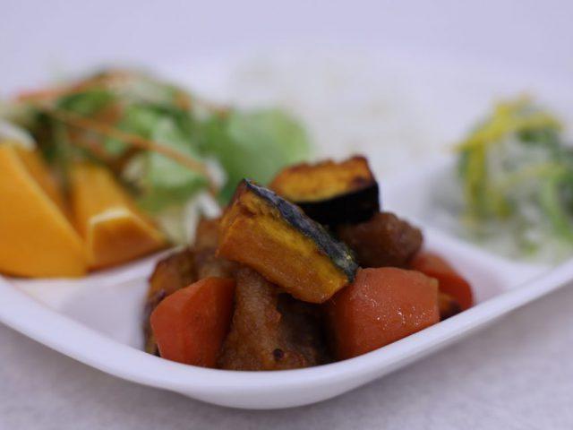 まつのSDGsキッチン「もったいない野菜で冬至ランチ」