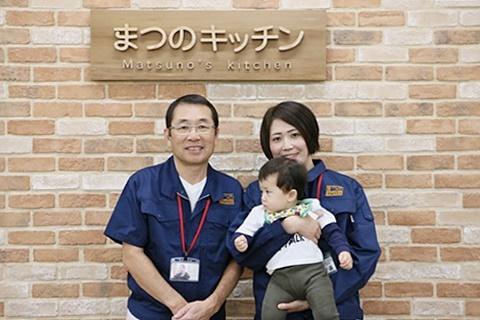 【福利厚生】子連れ出勤で育休ママ社員が職場復帰しました