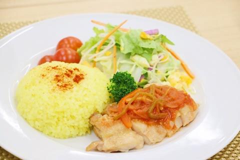 【クリスマス】カラフル野菜たっぷりノエルメニュー