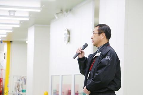 【年頭朝礼】2019年「勝負の年」
