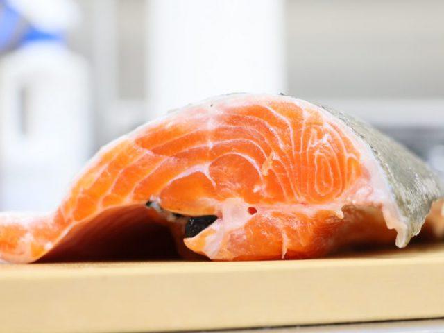 山梨の新ブランド魚「富士の介」&松茸ご飯