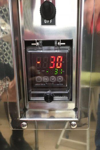 マイナス30度