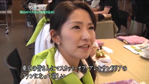 OHK TV取材