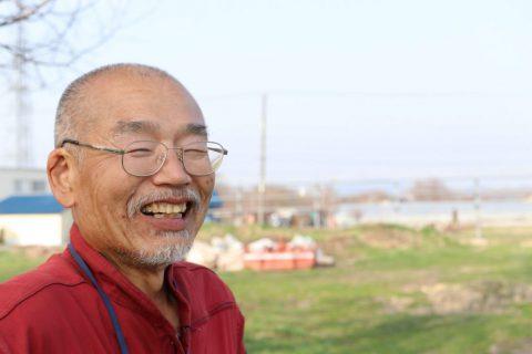 田中勝吉さん