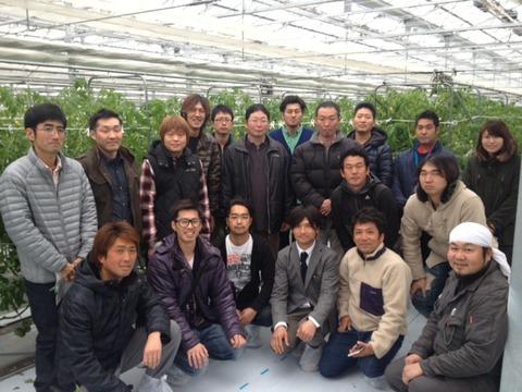 DJコウの産地リポート! JA長生トマト部会青年部 交流会~Part2