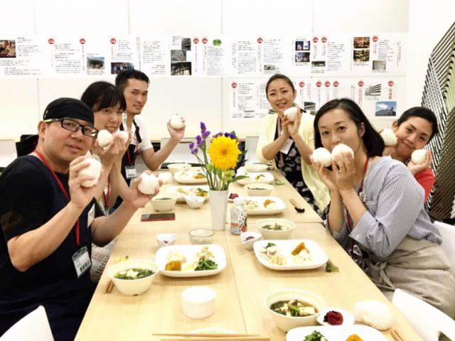 【大人の食育イベント】「八百屋の台所」第2回目が開催されました